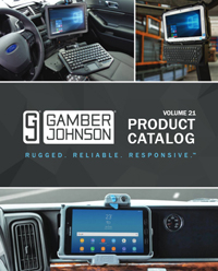 Gamber-Johnson Catalog 2018