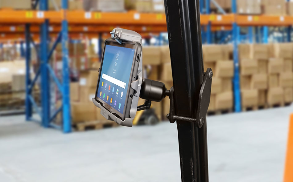 Zirkona Mounts for Material Handling