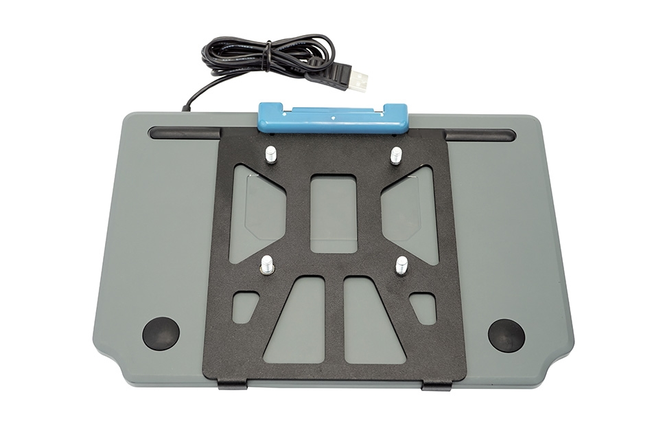 Quick Release Keyboard Cradle for the Rugged Lite Keyboard